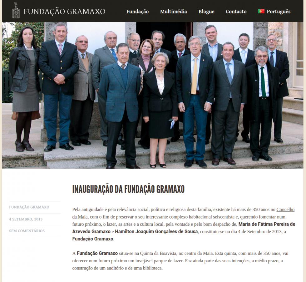 Fundação Gramaxo